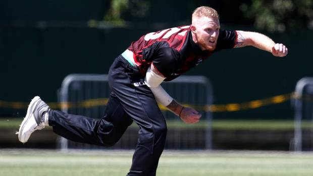 Stokes provisionally named in England's one-day side