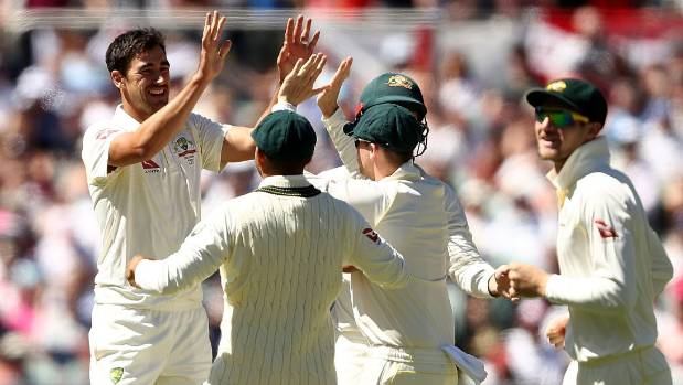 Anderson, Root give England a sniff in Adelaide