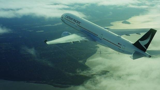 The Airbus A350 is a direct competitor to the Boeing 787.