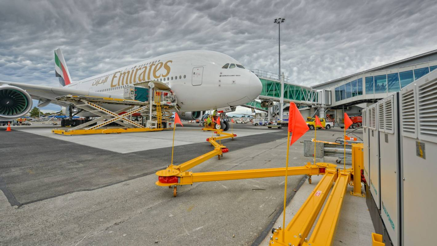 Status Green Christchurch Airport Awarded For Energy