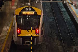 Some of the money will go towards bringing more electric trains to Auckland's rail network.