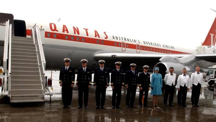 John Travolta Will Fly Prized Boeing 707 To Australia Stuff Co Nz