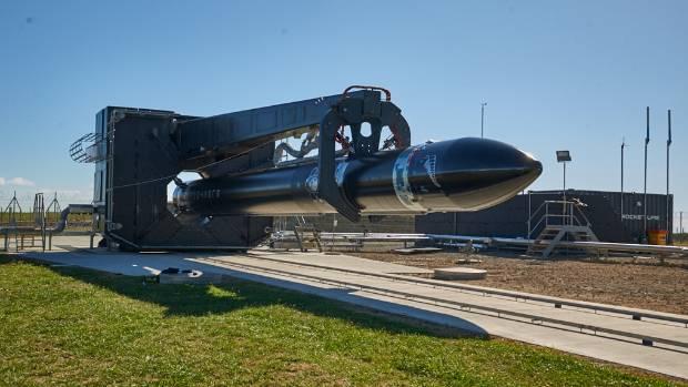 Rocket Lab built its 23-metre-long carbon-fibre Electron rockets to put satellites into orbit.