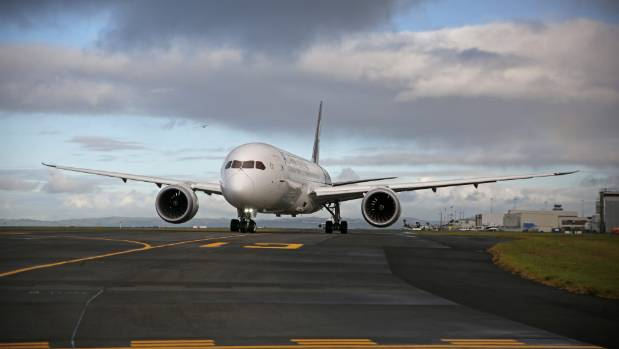 Engine Trouble Hits Air New Zealand's 787 Dreamliners