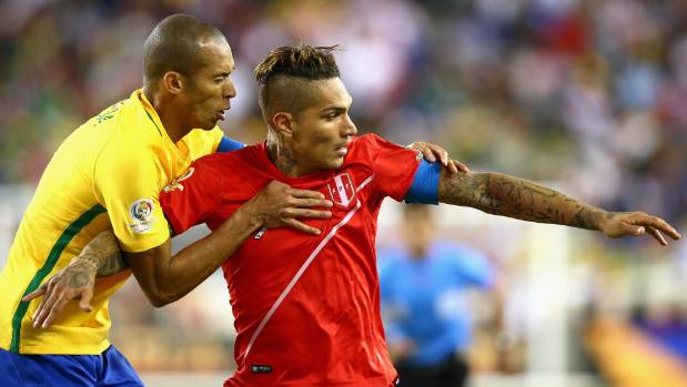 Peru skipper Paolo Guerrero banned for one year after failing drugs test