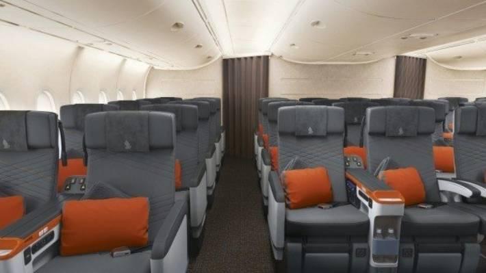 How An Aircraft Seat Is Made Take A Top Secret Tour Stuff Co Nz