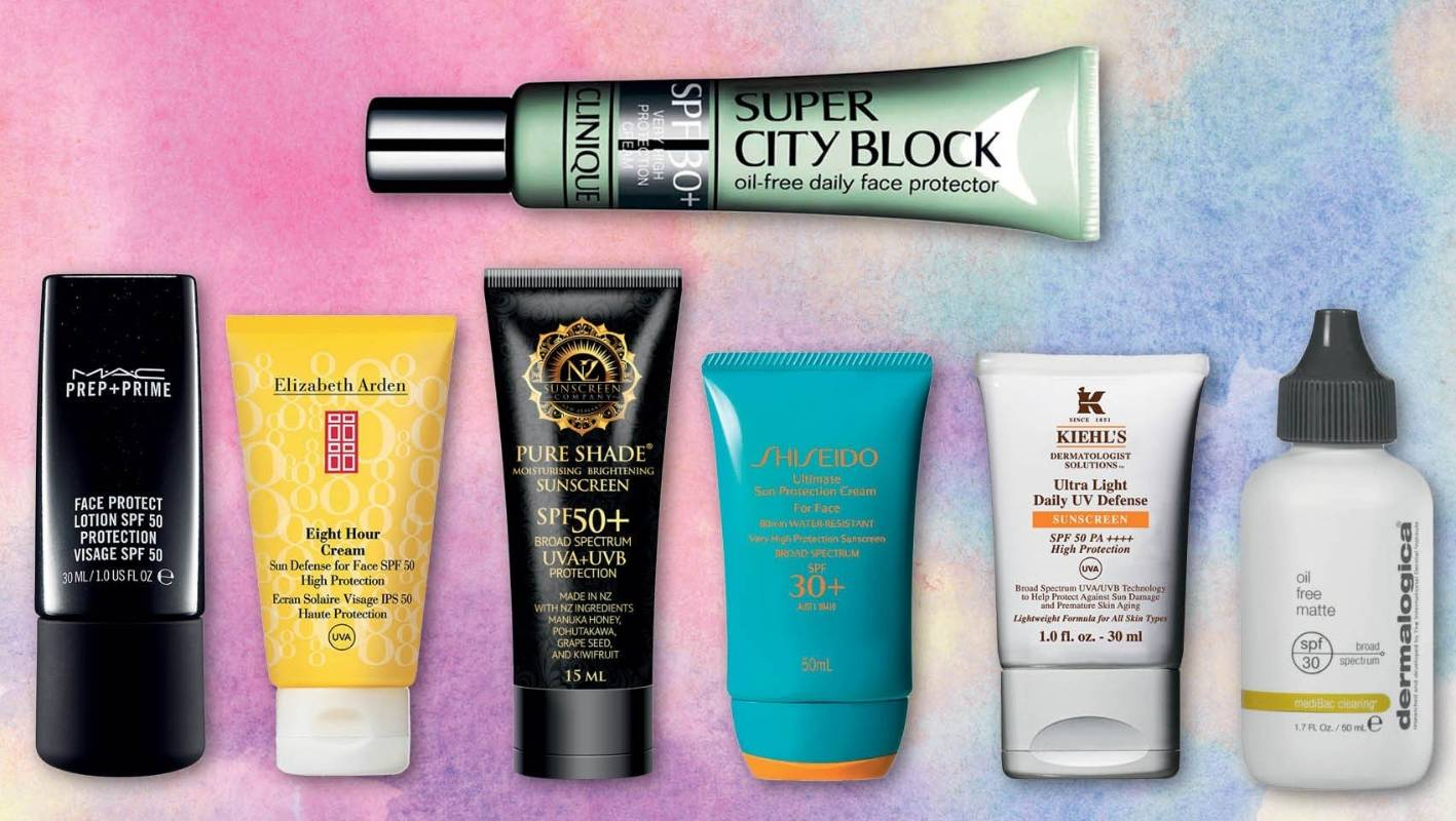 The best facial sunscreens for your bag   Stuff co nz