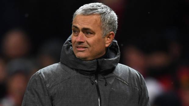 Jose Mourinho extends contract at Manchester United until at least 2020