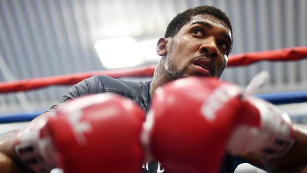 Promoter Reveals Time And Place Of Anthony Joshua's Next Fight