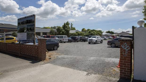 Inland Revenue to lease new building owned by Horizons
