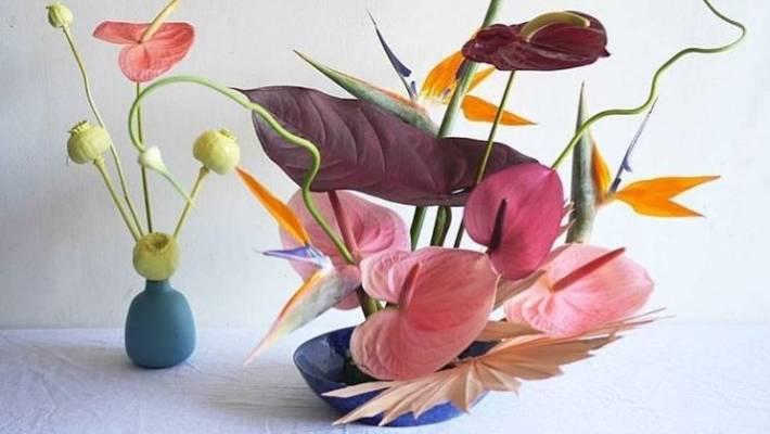 Introducing Freakebana: flower arrangements where ugly ...