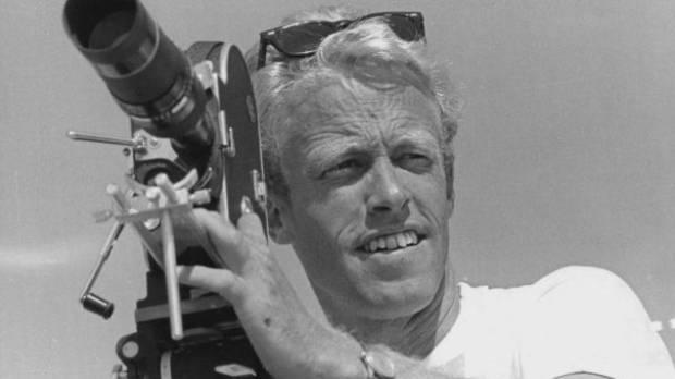 Filmmaker Bruce Brown In 1966