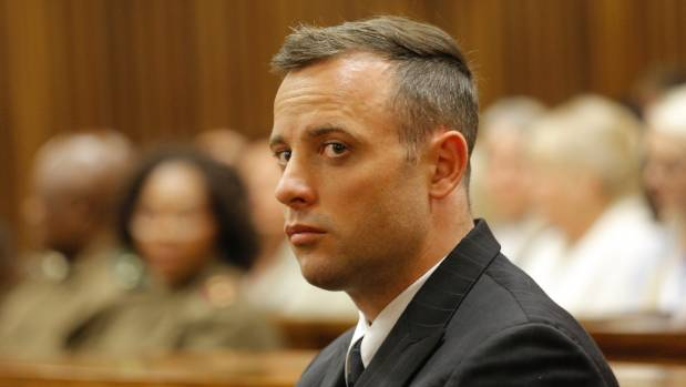Oscar Pistorius Bruised in Jail Fight Over Telephone Use