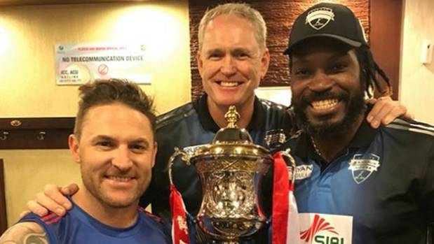 Chris Gayle slams landmark T20 century!
