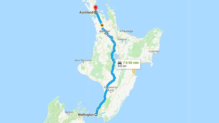 Are we there yet? State Highway 1 from Wellington to ...