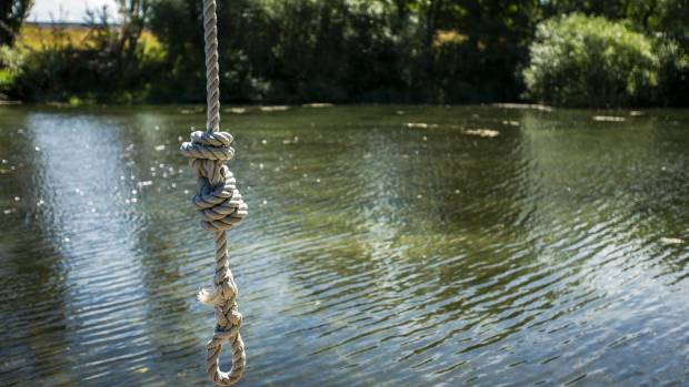 Check the water quality status of recreational sites for Swing over water