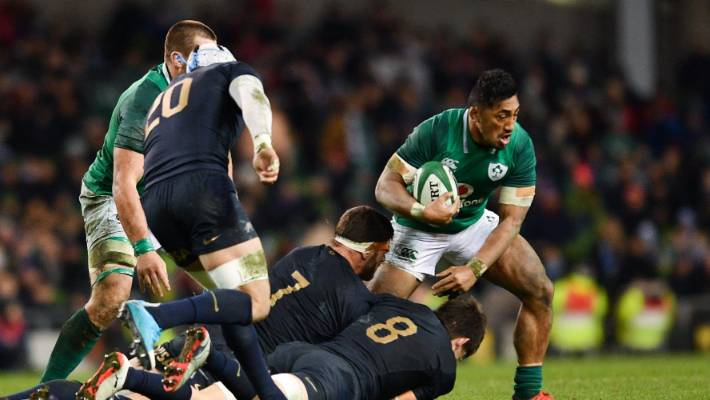 Irish rugby christmas gifts