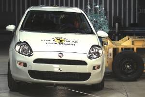 Low impact protection and absence of modern safety-assist technology was the Punto's downfall.