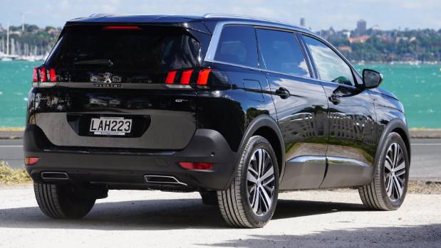 Peugeot 5008 Brings Mpv Smarts And Kitten Massages To