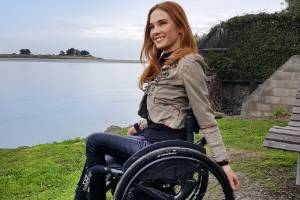 Claire Freeman is a tetraplegic who was encouraged to consider the option of euthanasia. She's glad she decided against ...