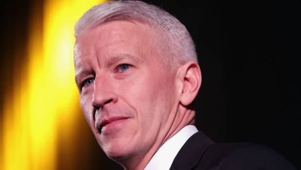 Anderson Cooper's Hacked Twitter Account Called President Trump 'Pathetic Loser'