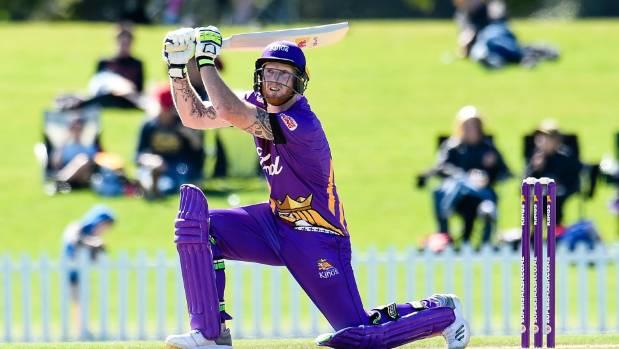 Ben Stokes Goes Big In NZ T20
