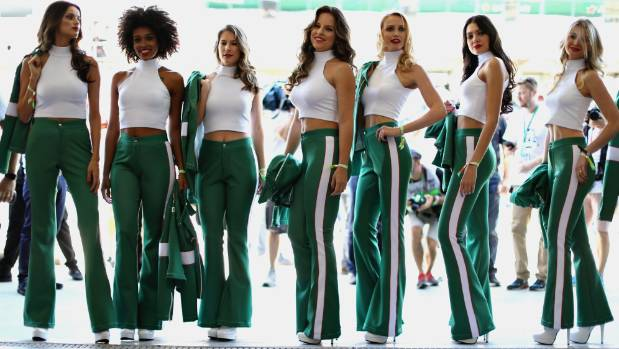 Formula One bosses reviewing the use of grid girls after mounting criticism