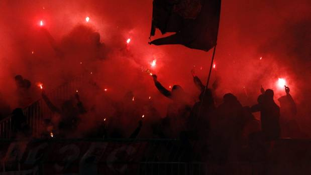 Foreign nationals among those injured in Belgrade derby brawl