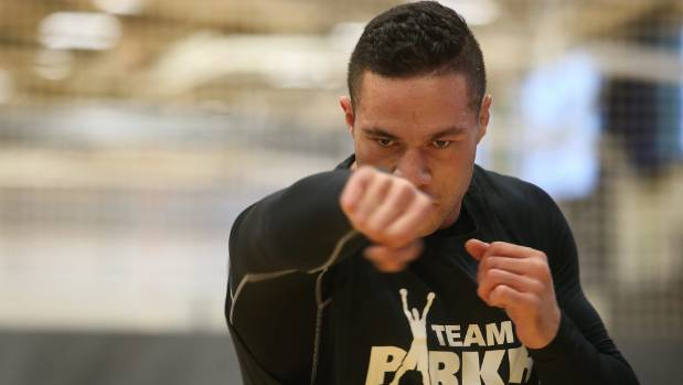Joseph Parker's pre-fight approach has Anthony Joshua riled