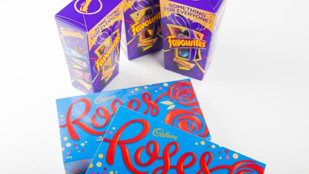 We took boxes of Roses chocolates and Cadbury Favourites out on the streets of Wellington to poll the people's favourites.