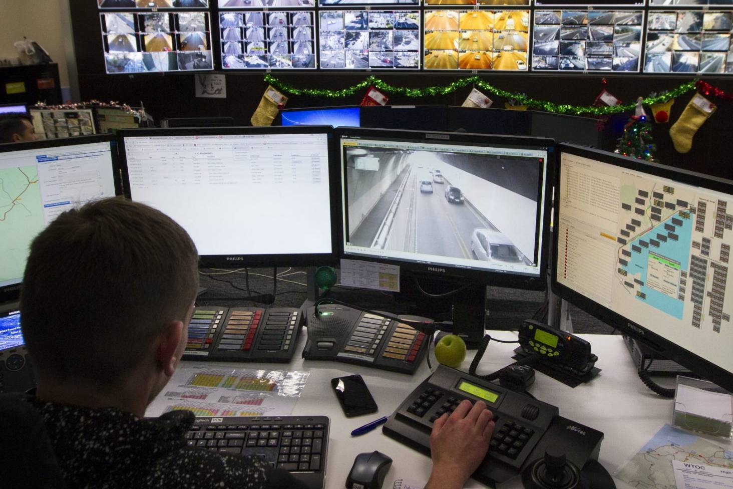 Curious City: The team that keep New Zealand's traffic moving