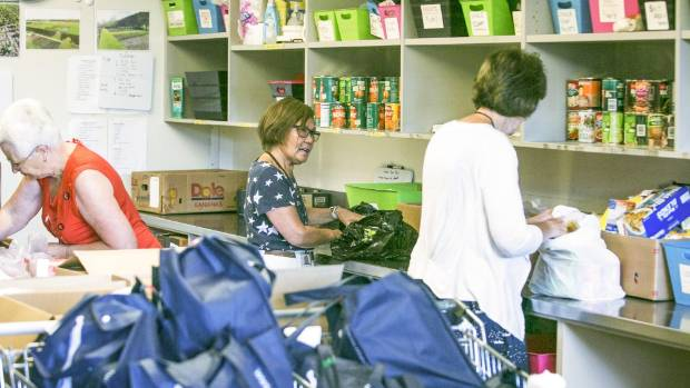 Christchurch City Mission Food Bank
