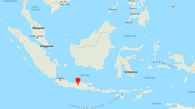 Natural disaster hits Indonesian island of Java
