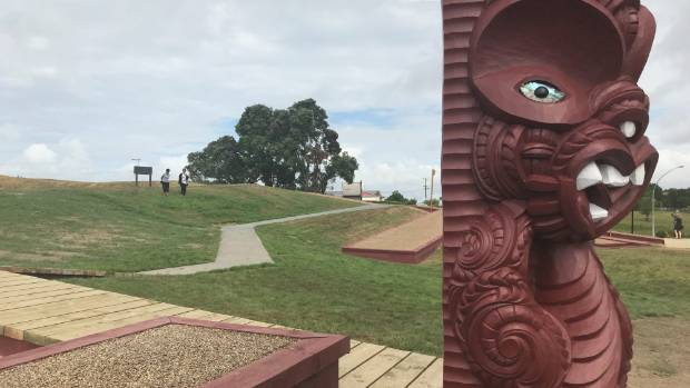 On Saturday morning, the Rangiriri Paa site was unveiled by Waikato-Tainui and New Zealand Transport Agency. The paa ...