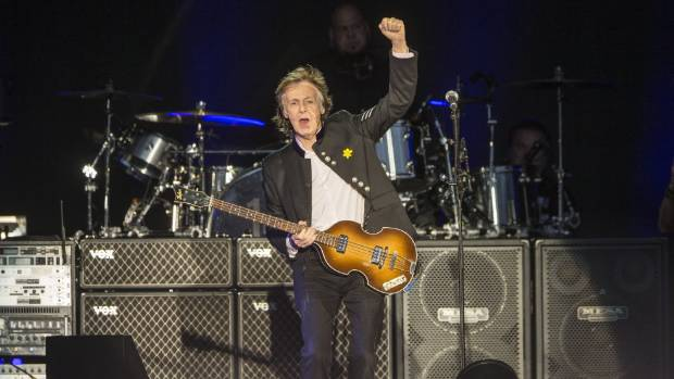 Paul McCartney looks odds on to return to New Zealand for another stadium concert just after turning 100.