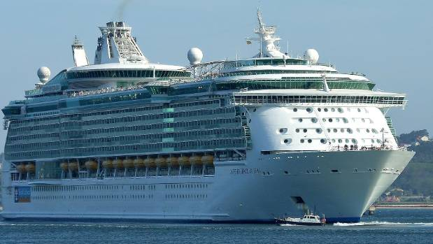 Over 200 Passengers Get Sick Aboard Cruise Ship