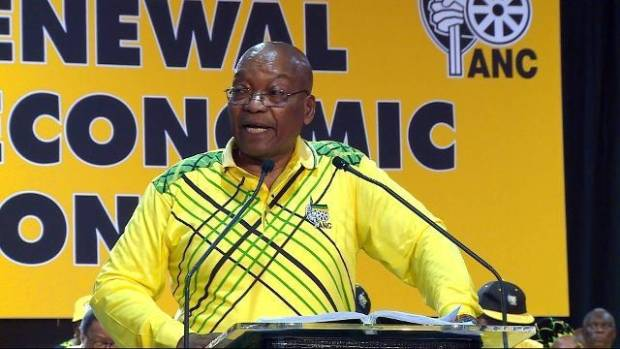 Zuma's exit looms as VP confirms talks over transition of power