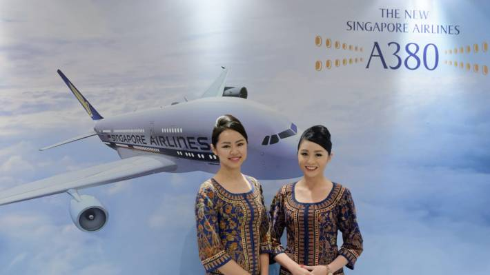 Flight test: Auckland to Singapore on Singapore Airlines A380-800 ...