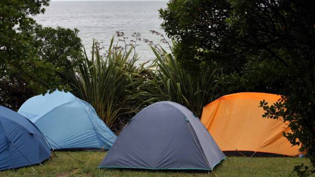 Holiday parks concerned private camping hosts being naive about rules
