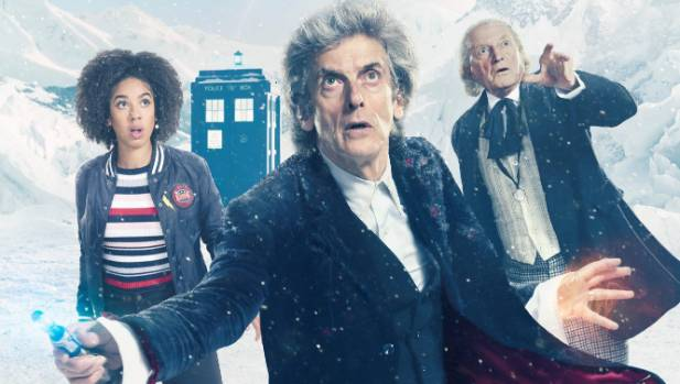 Doctor Who, Christmas Day