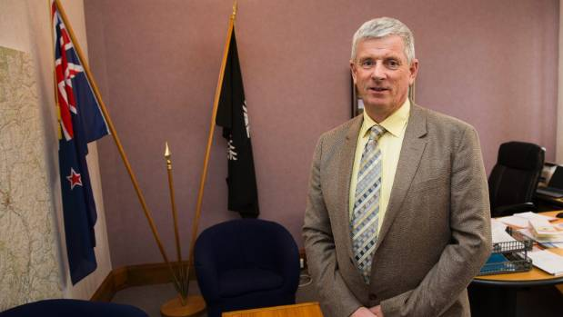 Andy Watson warns that while the Rangitīkei District Council opted not to adopt priority areas the issue of upgrading ...