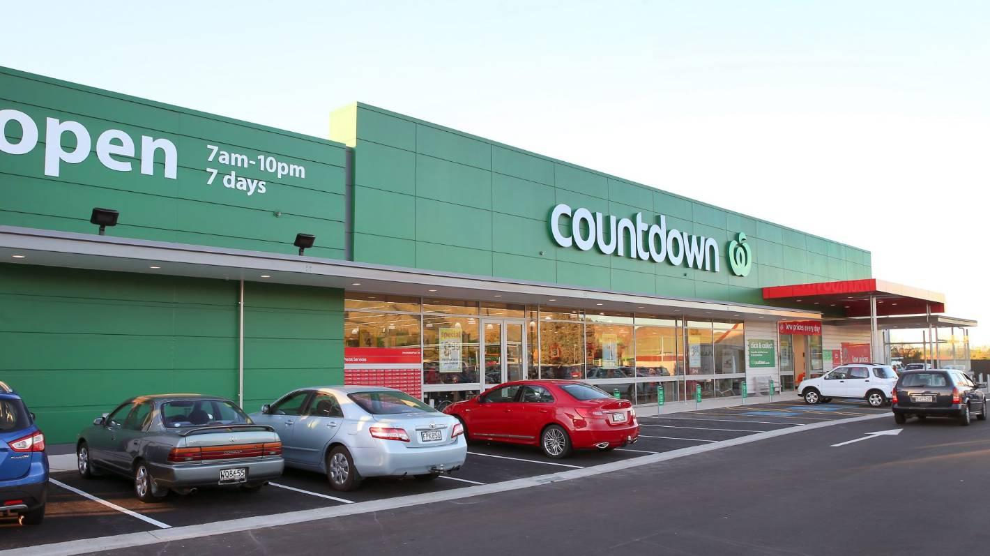 Countdown Supermarkets S Island Nz