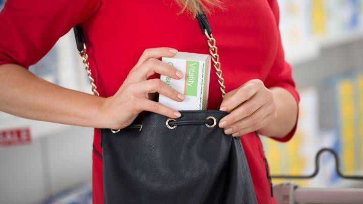 Reusable bags making it easier for people to steal from supermarkets
