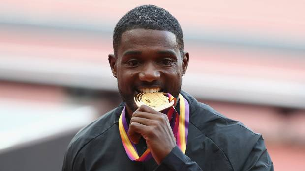 World 100m champion Justin Gatlin at the centre of fresh doping scandal