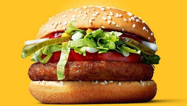 Where's the beef? McDonald's to launch McVegan burger