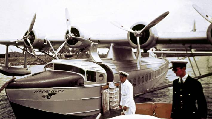 How We Flew In The 1930s And 1940s Stuff Co Nz