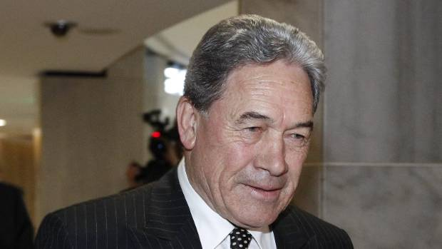 Racing minister Winston Peters says the welfare report into greyhound racing makes for disturbing reading.