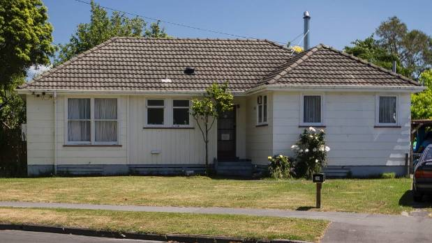 John Key's childhood state house on Hollyford Ave in Bryndwr is one of the 2500 state houses no longer to be sold off.