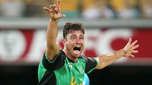 Marcus Stoinis, who was dropped twice before being run out on 99, could not lift the Melbourne Stars past the Brisbane ...