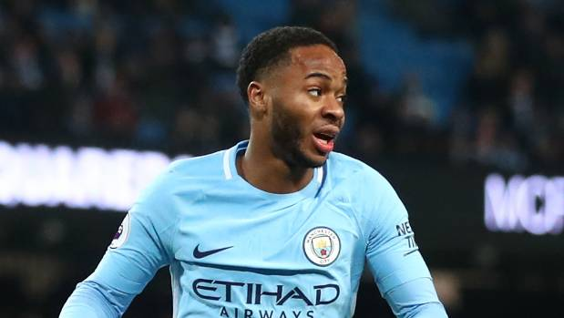 Raheem Sterling was attacked outside Manchester City's training ground.